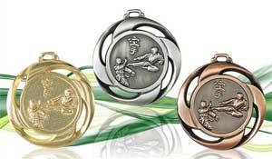 Tournoi : le choix des médailles !