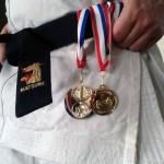 Déjà 2 tournois avec médailles