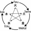 Les 5 Éléments Chinois